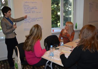 Тренінг «Планування і впровадження ефективних громадських кампаній»