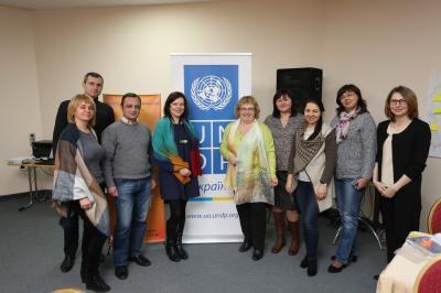 Тренінг «Підхід до розвитку, що базується на правах людини у діяльності організацій громадянського суспільства»