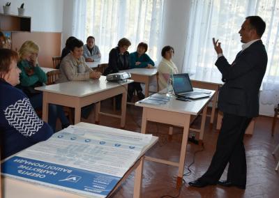 Тренінги для мешканців новостворених ОТГ Рівненщини