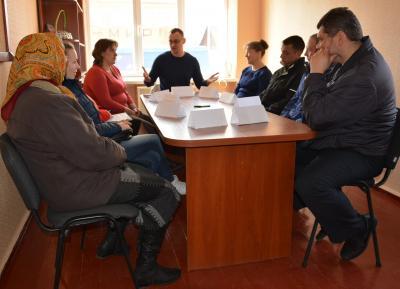 Фокус-групи на тему безпеки в громадах Рівненщини