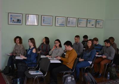 Тренінг «SMM у діяльності організацій громадянського суспільства»