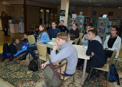 Дебатний турнір на тему «Рівні рівності»